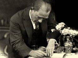 Atatürk'ün El Yazısı Font'u İndir
