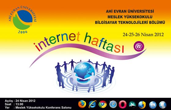 Ahi Evran Üniversitesi'ndeyiz