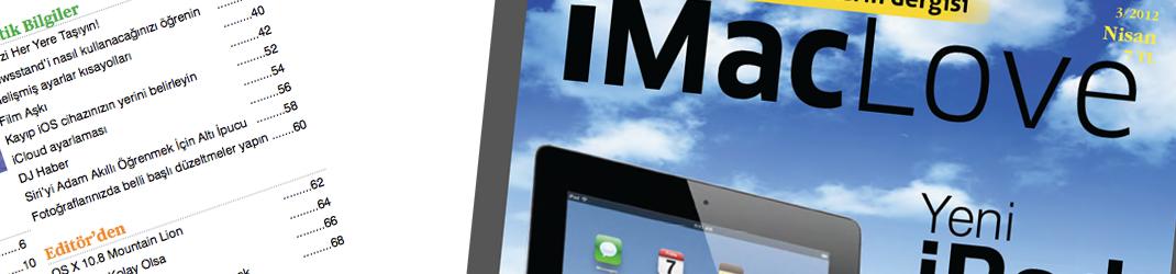 iMacLove & AppS Dergisi