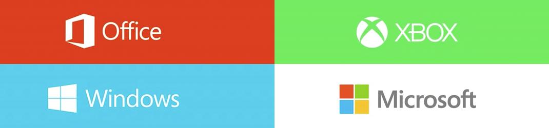 Microsoft'un Yeni Logosu: Eşeğin Altın Semeri