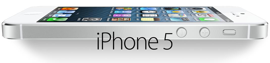 İşte iPhone 5 Özellikleri