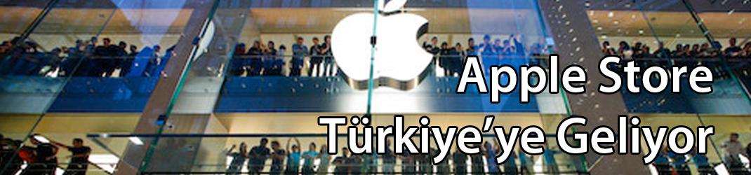 Apple Store Açılıyor