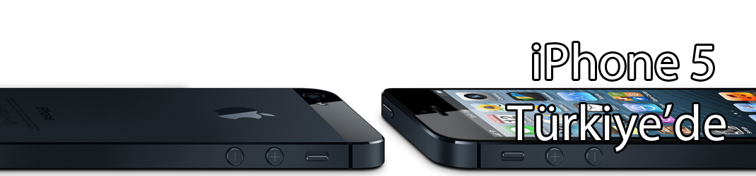 iPhone 5 14 Aralık'ta Türkiye'de